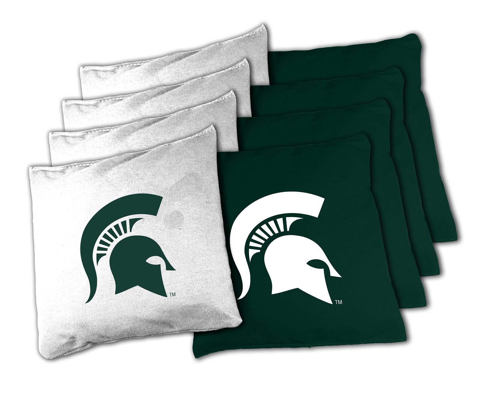 Michigan State Spartans Cornhole Bags