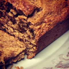 Adventures in Banana Bread. #adventure #insomnia #baking