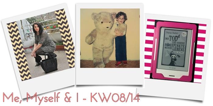 Me, Myself & I - KW 08/14