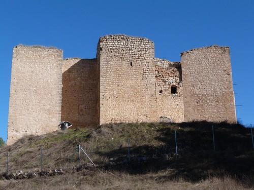 Castillo del Infante Don Juan Manuel en Cifuentes (Guadalajara)