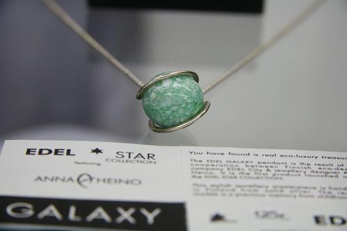 限量項鍊,將石頭變成美麗產品的Edelcity Star collection