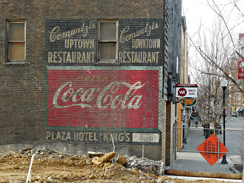 Ghost Sign Revealed