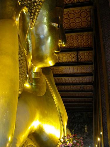Buda recostado, Wat Pho