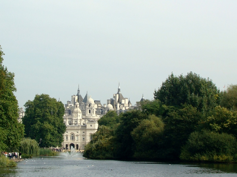 St. James' Park Lake