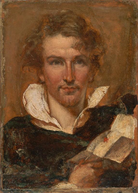 William Etty - Self-Portrait (c.1823)