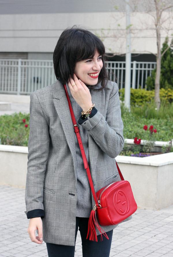 שבוע האופנה תל אביב, תיק גוצ'י, תיק אדום, בלוג אופנה