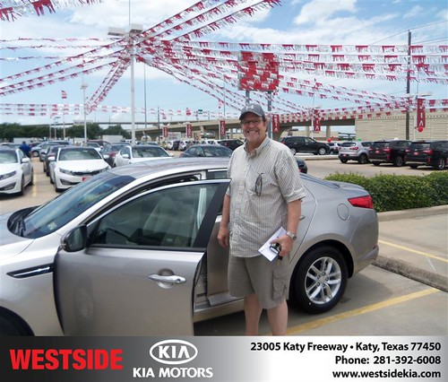#HappyBirthday to Christopher Reeves from Rubel Chowdhury  and everyone at Westside Kia! by Westside KIA