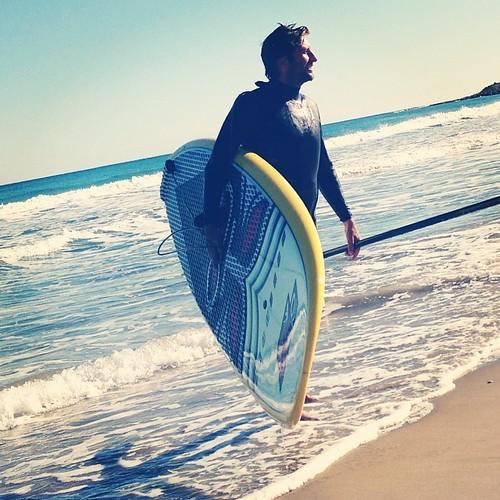 Surf en Alifornia-Alicante.