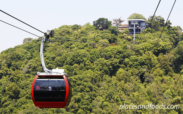 hatyai cable cars