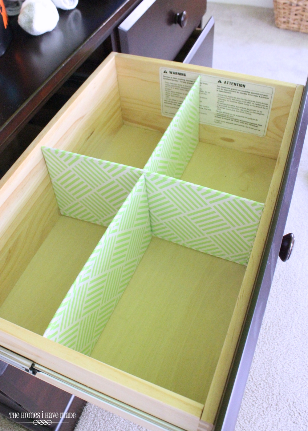 Organize Any Drawer With DIY Dividers Using What Youve Got