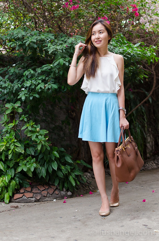 blue-skater-skirt