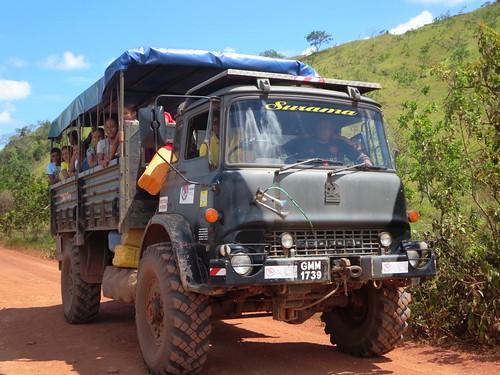 truck bedford guyana surama