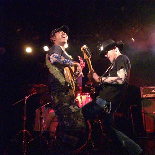 神風 KAMIKAZE live at Adm, Tokyo, 18 Apr 2014. 153
