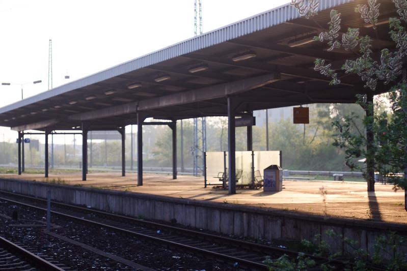 schönefeld morgens