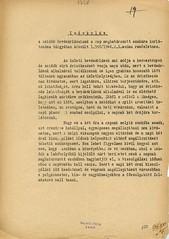 III/11.b. A zsidók bevásárlásainak a nap meghatározott szakára korlátozása tárgyában készült 1990/1944 M.E. számu rendelet indoklása File0206