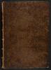 Binding of  Petrus de Abano: Conciliator differentiarum philosophorum et medicorum