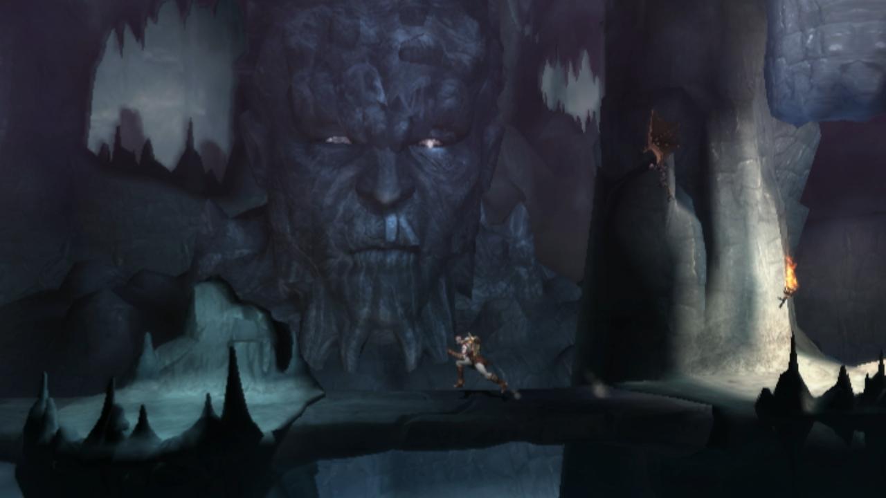 God of War Collection Vita