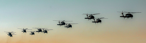 Black Hawk Evacuation
