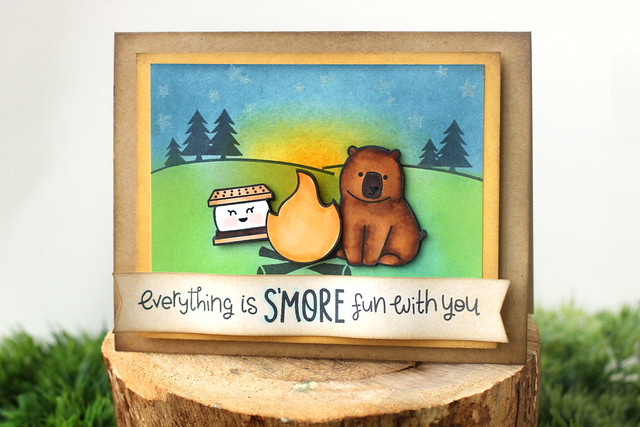 you make everything s'more fun {lawn fawn inspiration week}