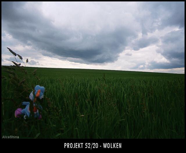 Projekt 52/20 - Wolken