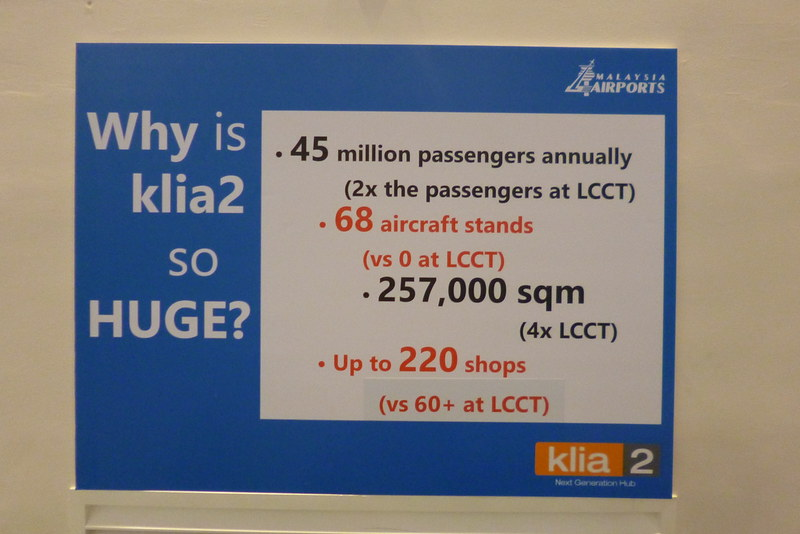 Why KLIA2 is so huge?