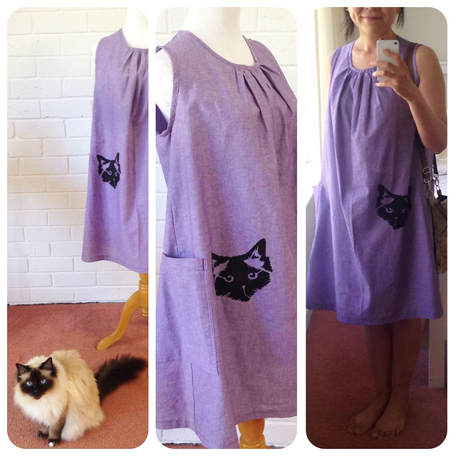 23.Jan.15 Lavender Pickle Dress