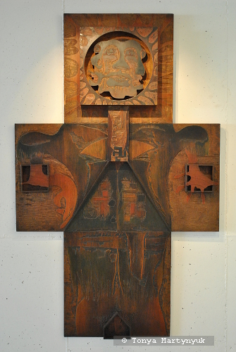 45. Carlos Colombino. Mariscal del aire, o Pantocrator, 1967