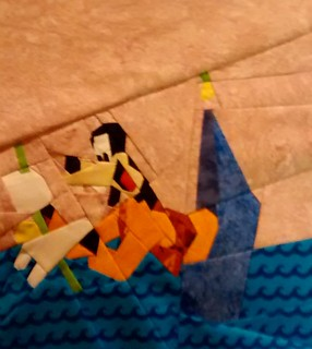Mickey quilt