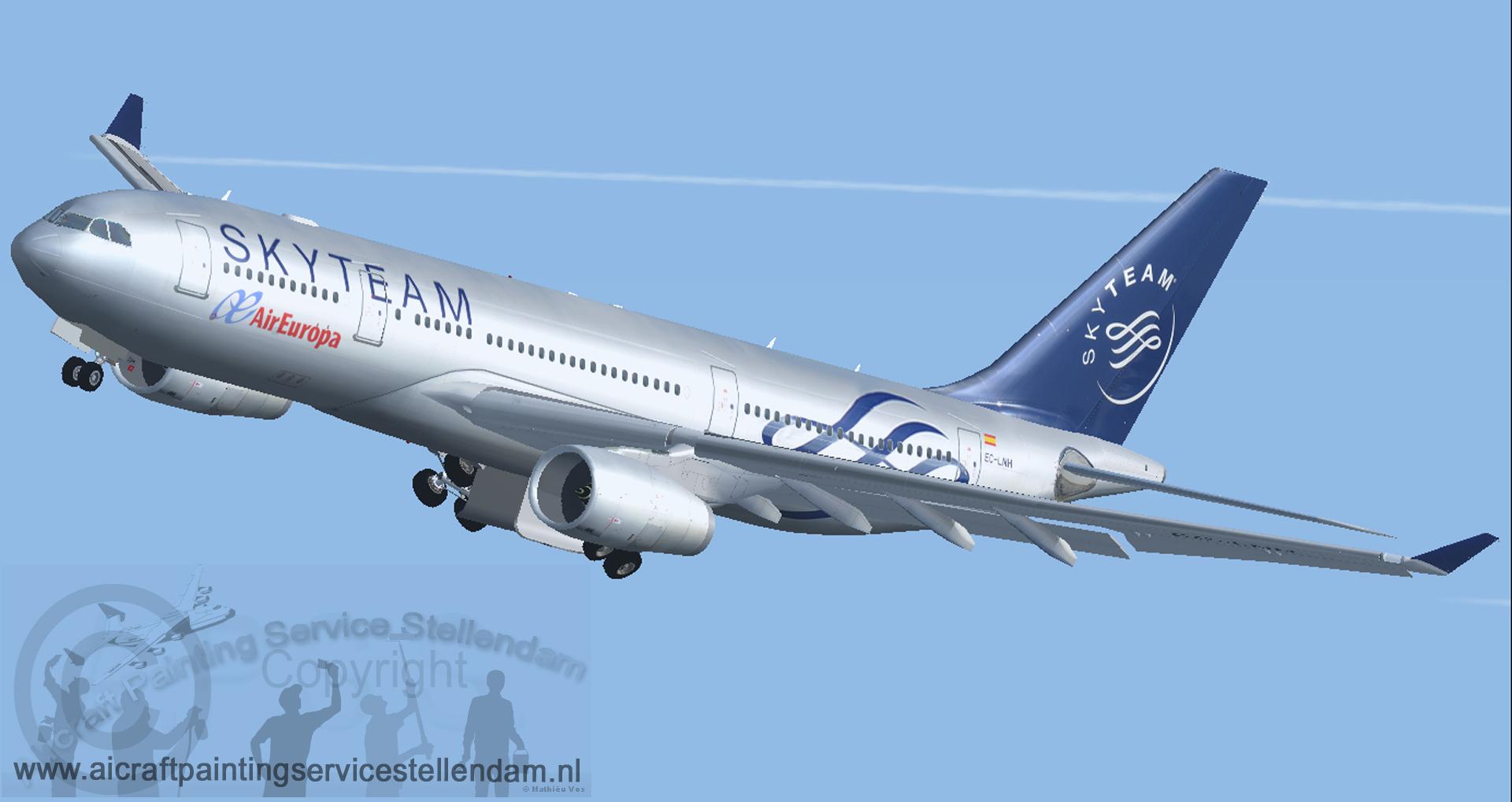 Airbus A330-200 + A330-300