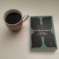 Le Quinconce, tome 1 (l'héritage de John Huffam) de Charles Palliser