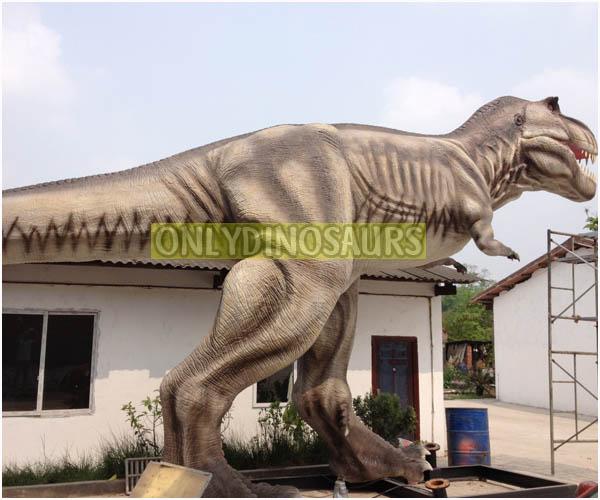Life Size Tyrannosaurus Rex Exhibits
