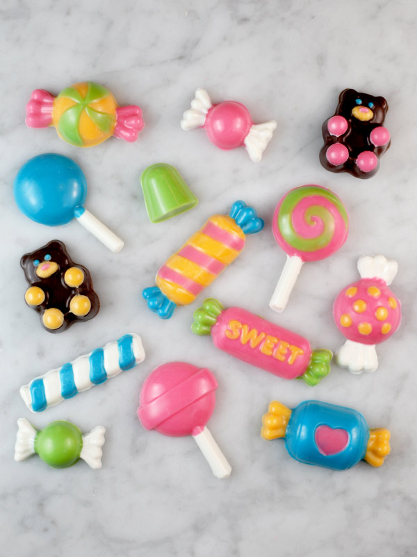 Sweet Shapes Candies