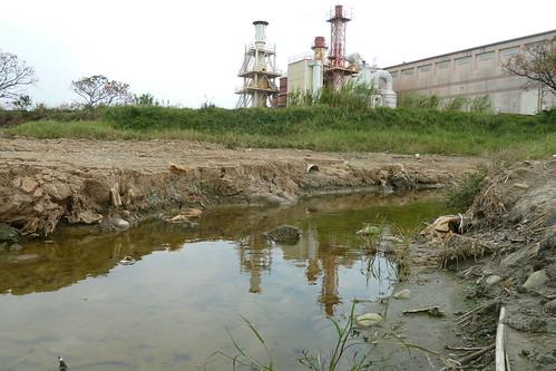 民間團體要求恢復埤塘儲水、灌溉功能。(圖片來源:台南社大提供)