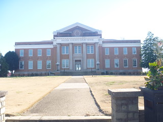 Saluda County Courthouse,January 18,2015