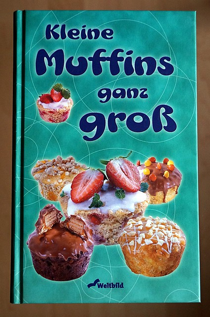 Kleine Muffins ganz groß