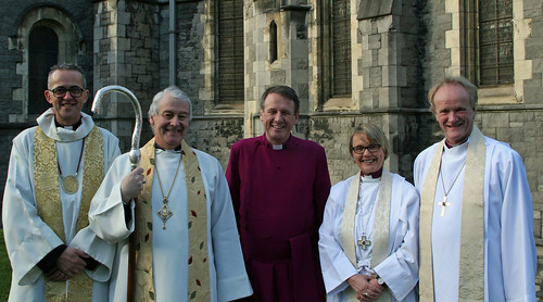 The Consecration of Kenneth Kearon as Bishop of Limerick & Killaloe 1