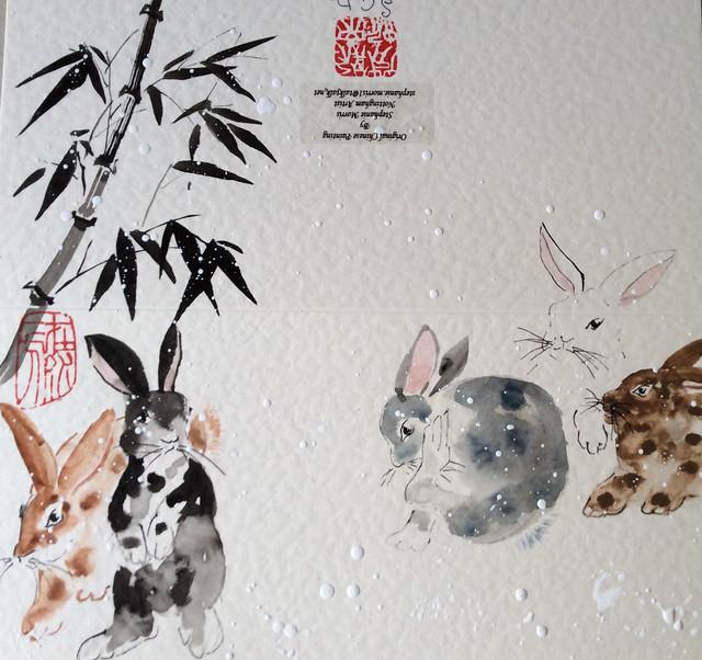 Steph's Rabbits