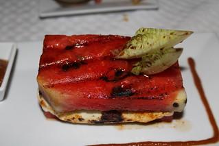 Taberna de los Frailes - Grilled Watermelon