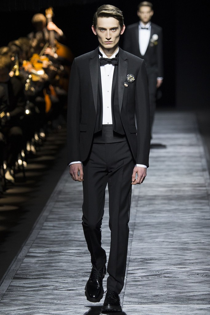 FW15 Paris Dior Homme001_Rory Cooper(VOGUE)