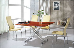 Tips dining room furniture for small spaces