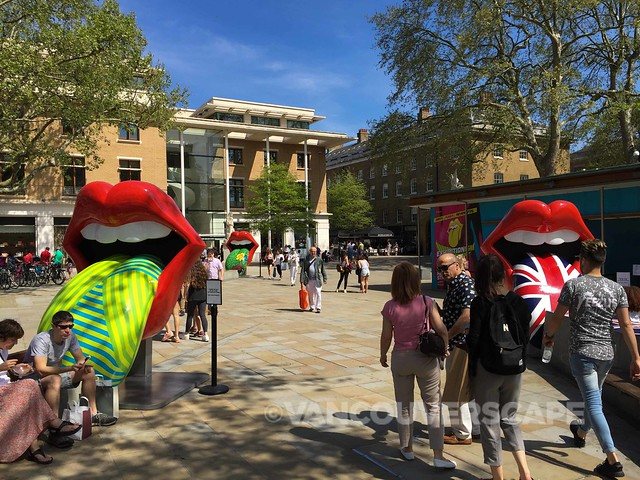 London/Rolling Stones Exhibitionism