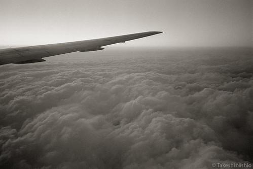cloud over Komatsu