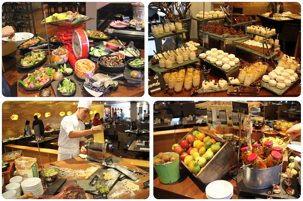 Brunch Buffet La Ventana