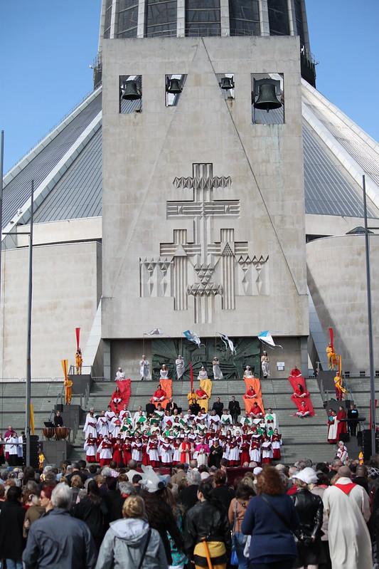 Pentecost Pageant