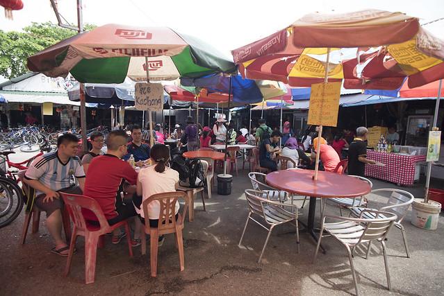 Makan at Ubin: Chendol and Ice-kacang