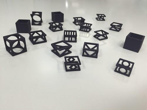 square rings | by 3DPrintus