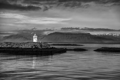 Snæfellsnes 2016 in Black and White