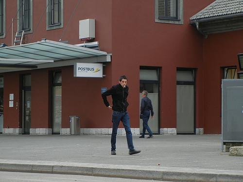 DSCN9664 _ Hauptbahnhof Klagenfurt, Austria, 10 October 2012