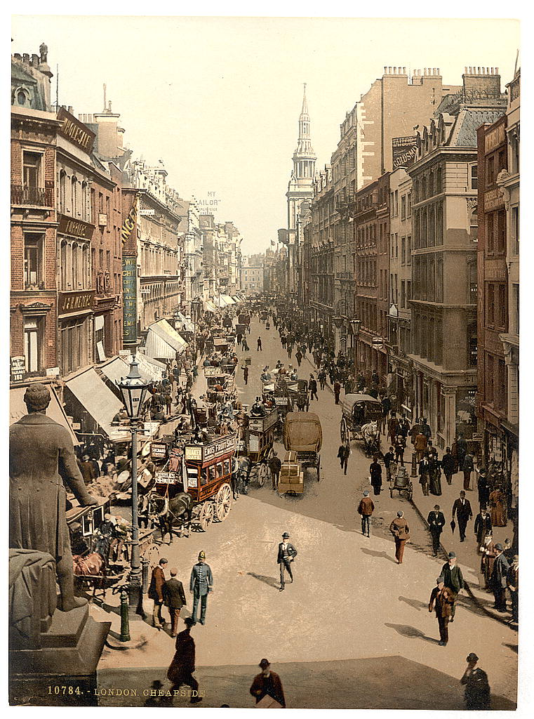 [Cheapside, London, England] (LOC)
