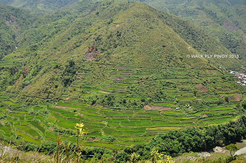 Bugnay Rice Terraces, Philippine Cordilleras